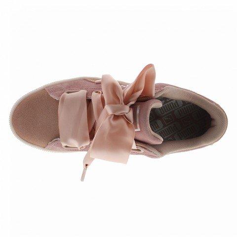 Puma Suede Heart Pebble SS18 Kadın Spor Ayakkabı