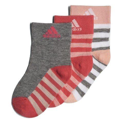 adidas Solid Crew Socks FW18 Çocuk Çorap