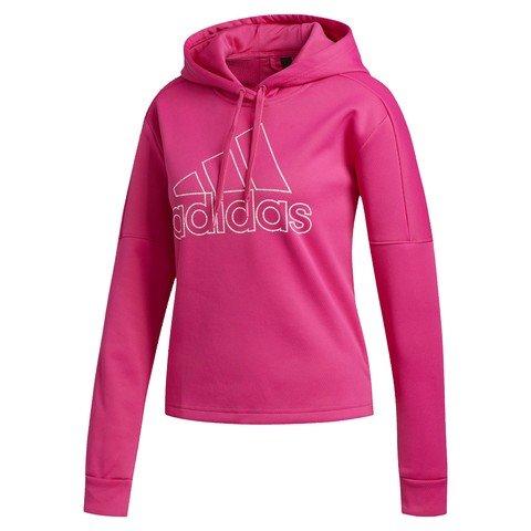 adidas Ti Bos Po FW18 Kapüşonlu Kadın Sweatshirt
