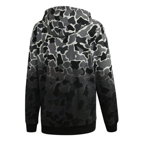 adidas Camouflage Hoodie FW18 Kapüşonlu Erkek Sweatshirt