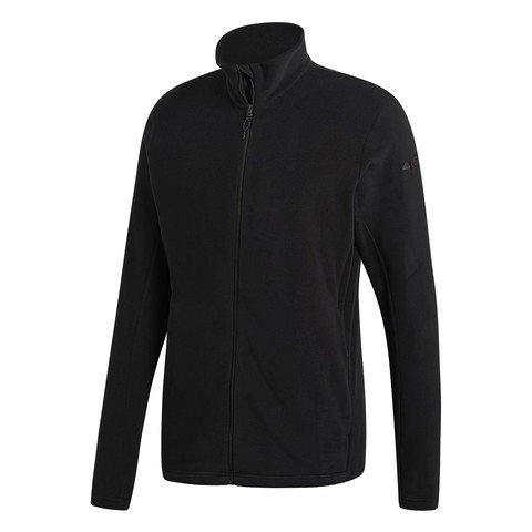 adidas Terex Tivid Fleece Full Zip Kapüşonlu Erkek Ceket