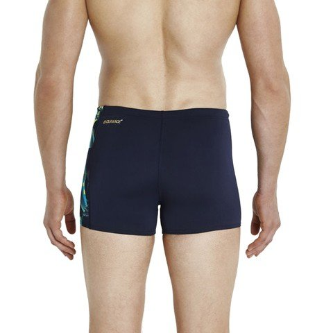 Speedo Powerform Allover Aquashort SS18 Erkek Mayo