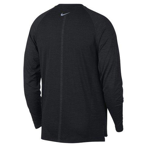 Nike Dri-Fit Medalist Top Long Sleeve SS18 Uzun Kollu Erkek Tişört