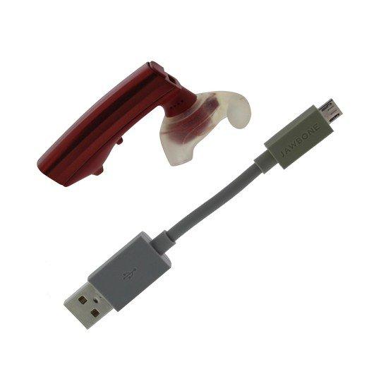 Jawbone Era Streak Bluetooth Kulaklık Kırmızı
