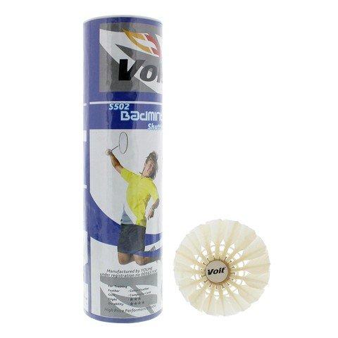 Voit S502 Training 6'lı Badminton Topu