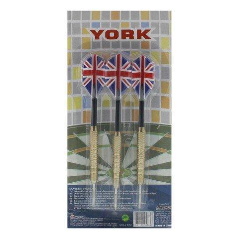 York 3x22G Hedef Oku