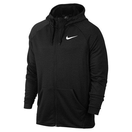 Nike Dri-Fit Hoodie Full Zip Fleece Erkek Kapüşonlu Sweatshirt