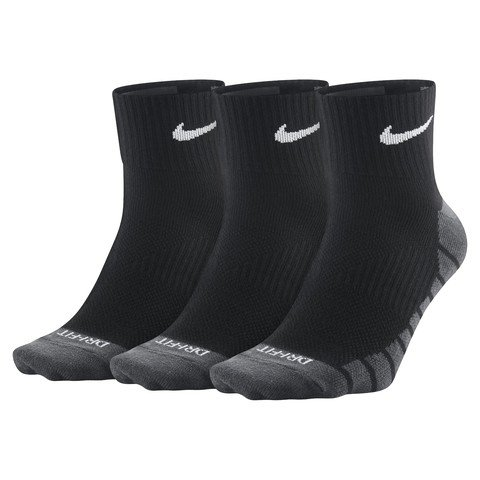 Nike Dri-Fit Lightweight Ankle Quarter (3 Pair) Erkek Çorap