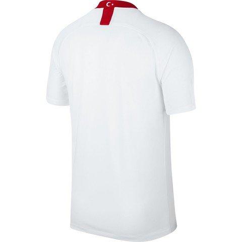 Nike 2018-2019 Türkiye Stadium Away Short Sleeve Shirt Erkek Stadyum İç Saha/Deplasman Forması