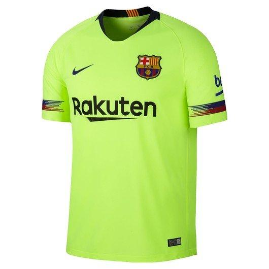 Nike 2018-19 FC Barcelona Stadium Away Erkek Dış Saha Forma