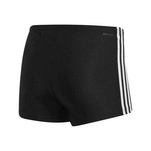 adidas Fit 3-Stripes Swim Boxers Erkek Mayo