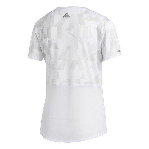 adidas Own the Run Speed Splits Short Sleeve Kadın Tişört