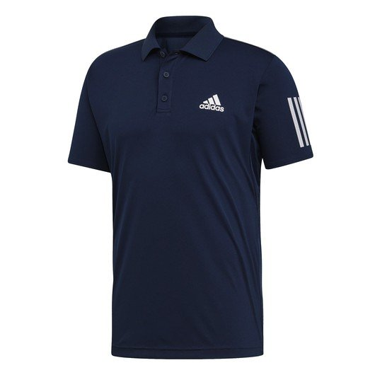 adidas Club 3 Stripes Polo Erkek Tişört