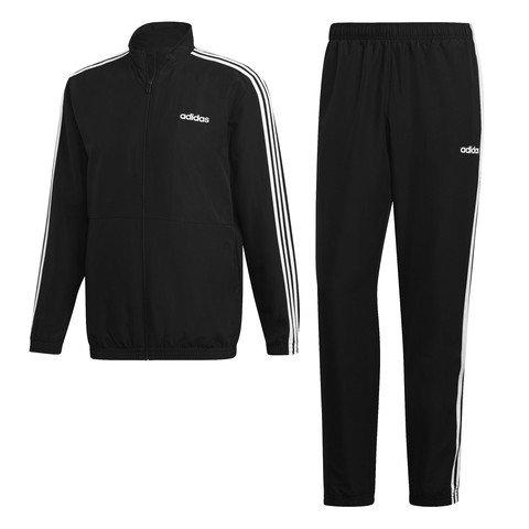 adidas 3-Stripes Woven Cuffed Track Suit Erkek Eşofman Takımı