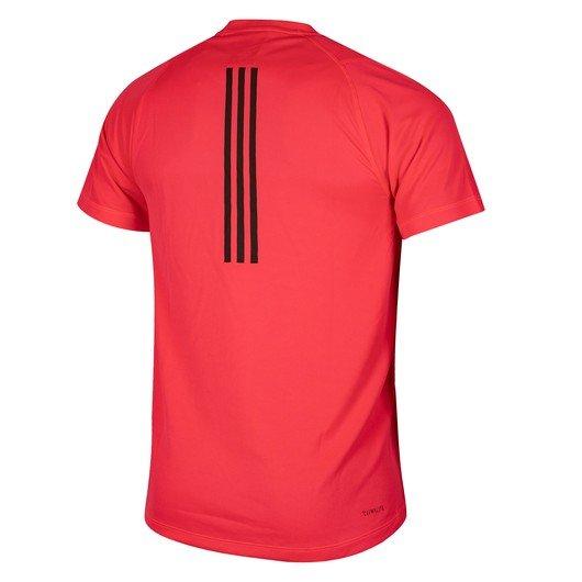 adidas FreeLift Sport Fitted 3-Stripes SS19 Erkek Tişört
