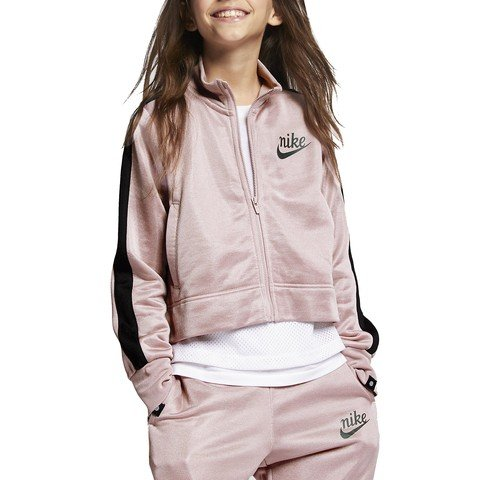 Nike Sportswear Icon Fleece (Girls') Çocuk Ceket