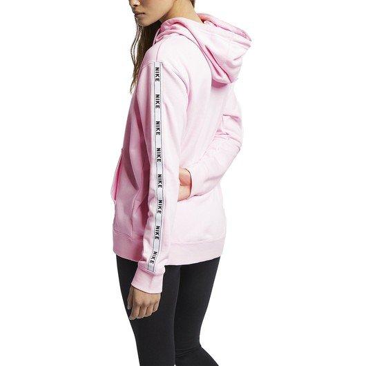 Nike Sportswear Logo Tape Full-Zip Hoodie SS19 Kapüşonlu Kadın Ceket