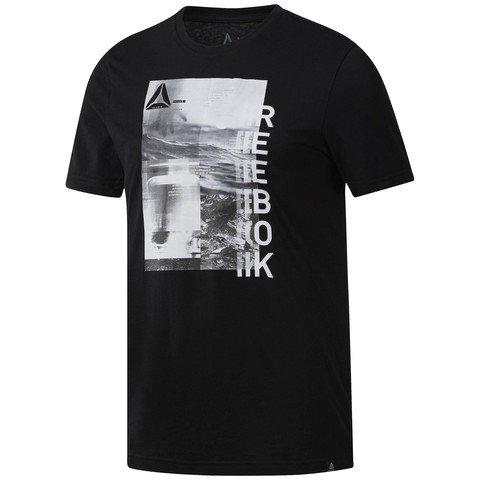Reebok Graphic Series One Series Training Photo Print Erkek Tişört