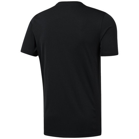 Reebok Wor Poly Graphic Short Sleeve Erkek Tişört