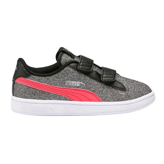 Puma Smash v2 Glitz GlamV (PS) Çocuk Spor Ayakkabı