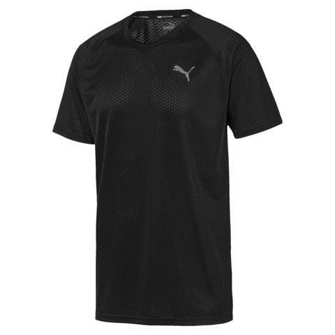 Puma Short Sleeve Tech Training Erkek Tişört