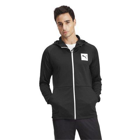 Puma Tec Sports Full Zip Hoody Kapüşonlu Erkek Ceket