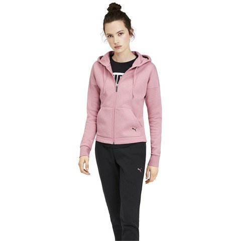 Puma Classic Hooded Track Suit Kadın Eşofman Takımı