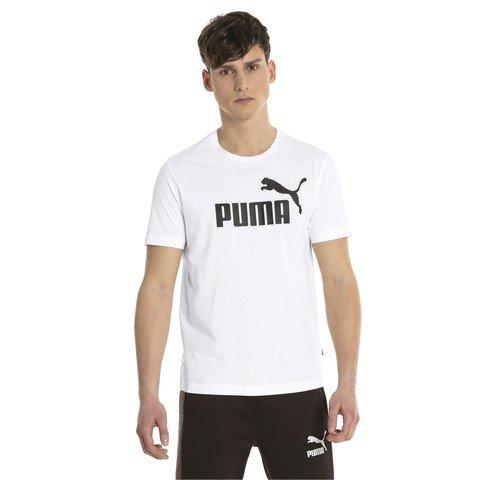Puma Essential Logo Erkek Tişört