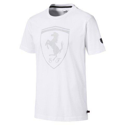Puma Ferrari Big Shield '19 Erkek Tişört