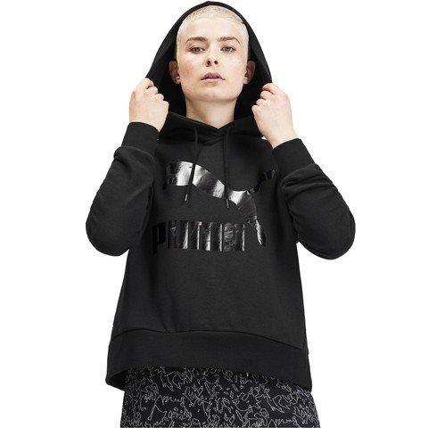 Puma Classics Logo Hoody Kapüşonlu Kadın Sweatshirt