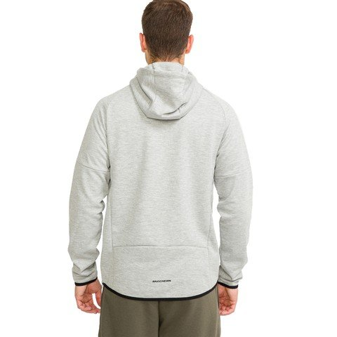 Skechers 2X I-Lock  FLX Hoodie Kapüşonlu Erkek Sweatshirt