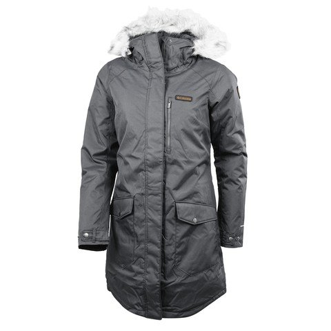 Columbia Suttle Mountain™ Long Insulated Kadın Ceket