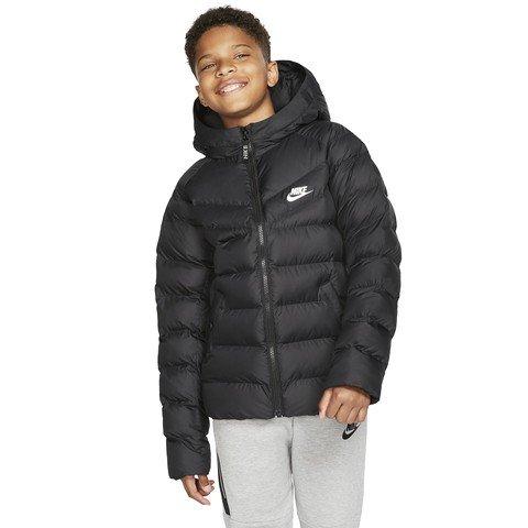 Nike Sportswear Synthetic Fill Kapüşonlu Çocuk Mont