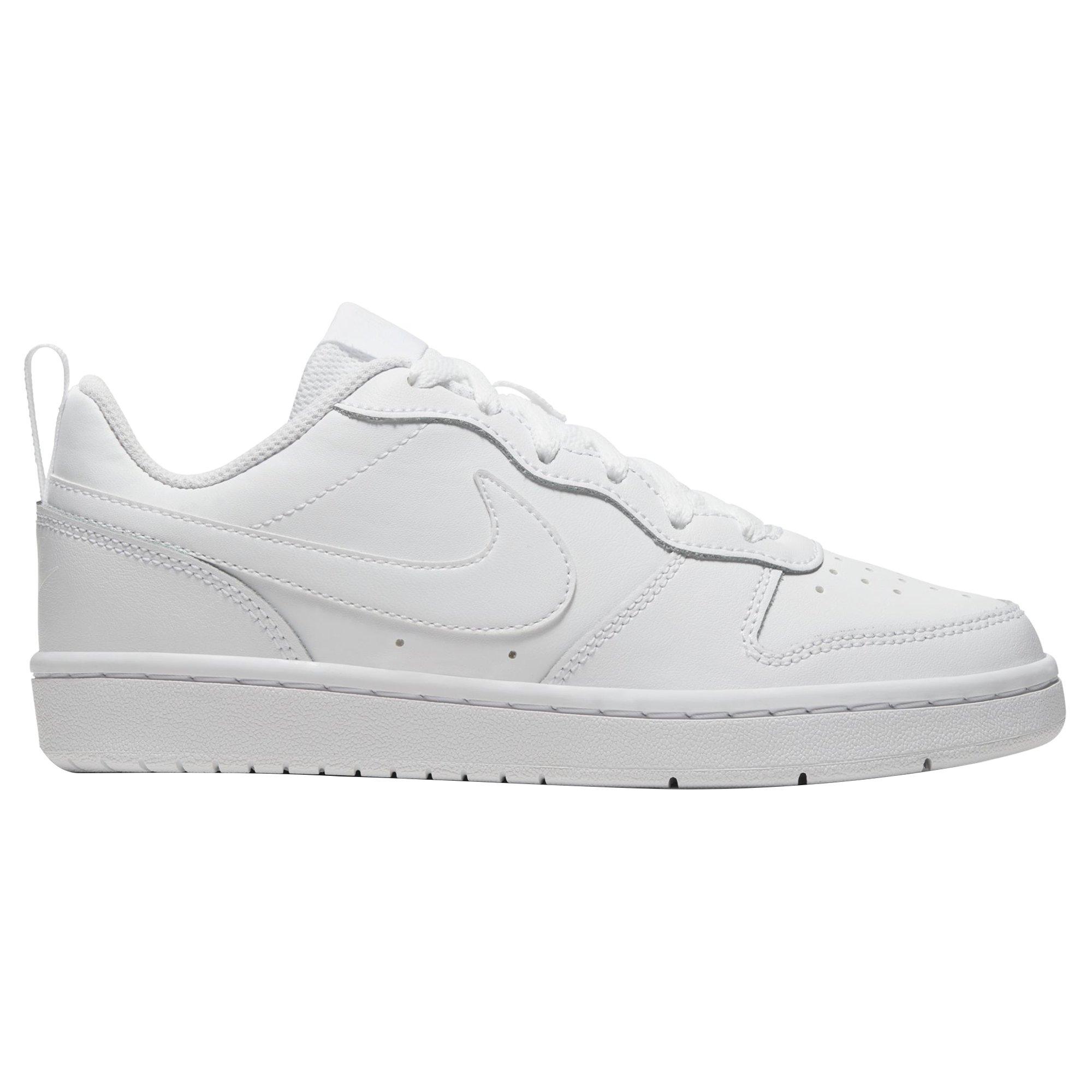 Nike Court Borough Low 2 (GS) Spor Ayakkabı BQ5448-100 - Barcin.com