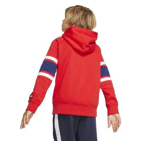 Nike Air Older Kids' Full-Zip Hoodie Kapüşonlu Çocuk Ceket