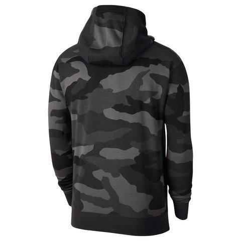Nike Sportswear Club Camouflage Full-Zip Hoodie Erkek Ceket