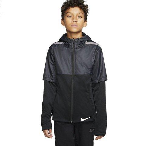 Nike Therma Winterized Full-Zip Hoodie Kapüşonlu Çocuk Ceket
