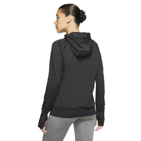 Nike Pro Warm Full-Zip Top Hoodie Kapüşonlu Kadın Ceket