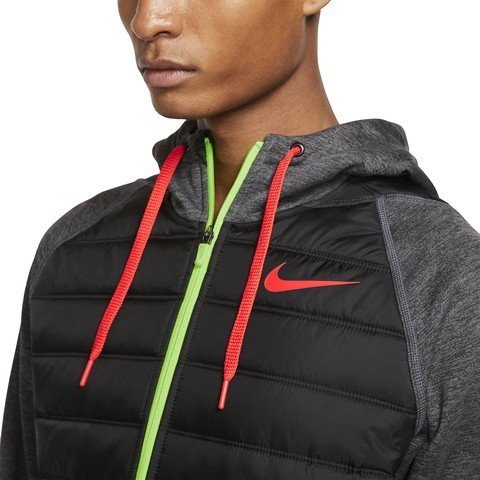 Nike Therma Winterized Full-Zip Training Hoodie Erkek Kapüşonlu Ceket