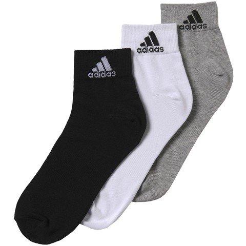 adidas Performance Thin Ankle Socks CO 3'lü Çorap