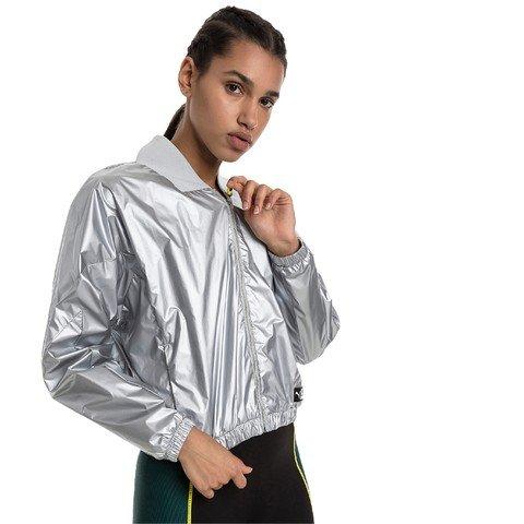 Puma TZ Metallic Full-Zip SS19 Kadın Ceket