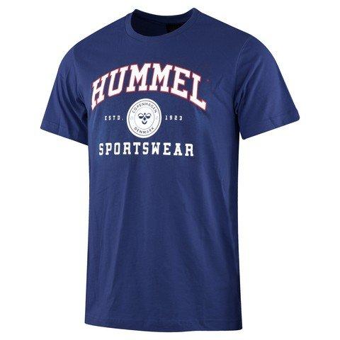 Hummel Batista Short Sleeve SS19 Erkek Tişört