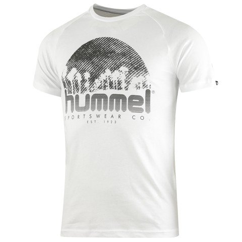 Hummel Brend Short Sleeve SS19 Erkek Tişört