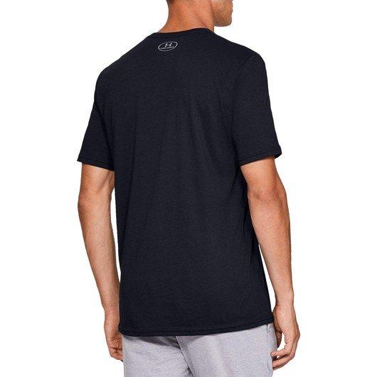 Under Armour Sportstyle Logo Short-Sleeve Erkek Tişört