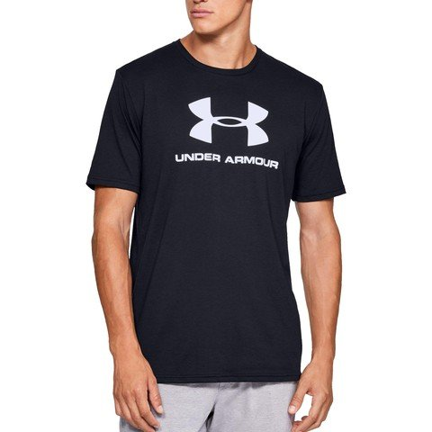 Under Armour Sportstyle Logo Short Sleeve SS19 Erkek Tişört