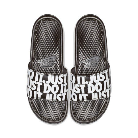 Nike Benassi Just Do It Print Erkek Terlik