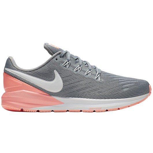Nike Air Zoom Structure 22 Running Kadın Spor Ayakkabı