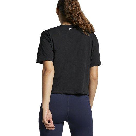 Nike Dri-Fit Miler Short-Sleeve Running Kadın Tişört
