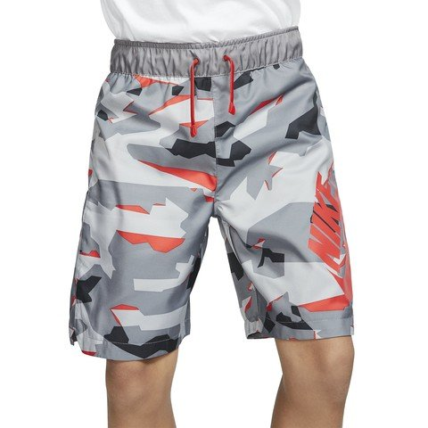 Nike Sportswear Woven Camouflage (Boys') Çocuk Şort