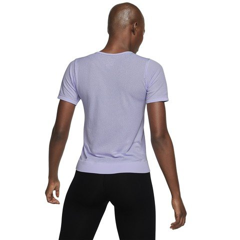 Nike Infinite Short-Sleeve Running Top Kadın Tişört